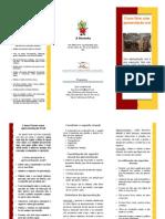 Folheto de Apresentação de Trabalhos em Power-Point