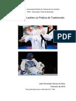 Saúde e Lesões na Prática de Taekwondo