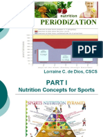 Periodization for Nutrition 1