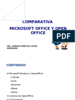 Writer de Open Office PDF