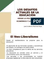 LosDesafiosActualesDeLaEducacion