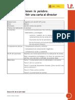 Cartas Al Director