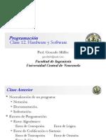 Clase Programación 12