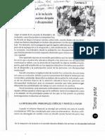 De La Integración a La Inclusión Lady Meléndez