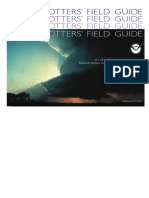 Basic Weather Spotters Field Guide