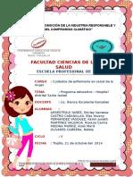 Programa Educativo Winchanzao