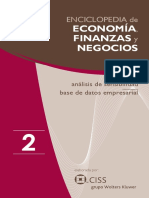 Enciclopedia de Economía y Negocios Vol. 02 B
