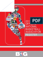 2012 - NBA - Register