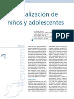 Apunte 3 Hospitalización de Niños Y Adolescentes (Unidad 2)