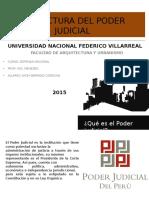 Estructura de Poder Judicial