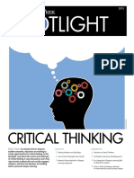 Spotlight Critical Thinking