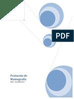Protocolo de Mamografía