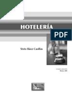 Hoteleria (tecnicas hoteleras)