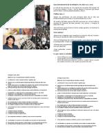 Guía introductoria de la Unidad 1 Octavos