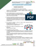 Practica 1 Ev 1.0 Examen Diagnostico