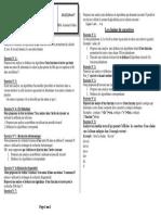Série d'exercices N°1 - Algorithmique Série bac informatique récursivité - Bac Informatique (2012-2013)  Mme Fathia