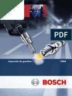 Bosch Catalogo Inyeccion Gasolina 2008