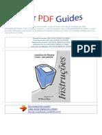 Manual Do Usuário Aeg Electrolux Lte09 p
