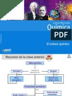 Clase 5 El Enlace Químico 2015