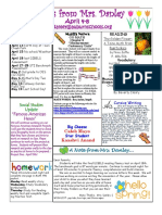 newsletter april 4-8  1