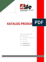 Katalog Produk - 4Life Indonesia