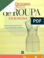 Desenho Técnico de Roupa Feminina[1]