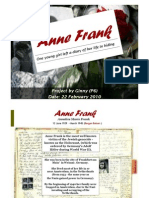 Anne Frank Project