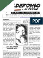 ILDEFONSO EN POSITIVO - nº 55 - Abril - Mayo