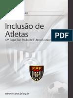 Manual Copa Saopaulo 2016