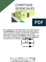 ACOMETIDAS-RESIDENCIALES