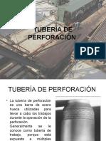 Tubería de Perforación