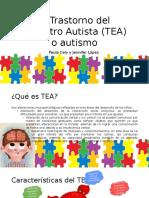El Trastorno Del Espectro Autista (TEA)