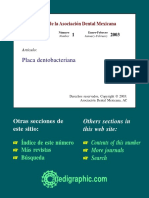 Placa Dentobacteriana (1)