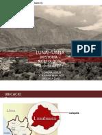 Historia de Lunahuana