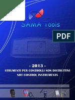1Catalogo NDT SAMA Tools 2013