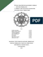 Kunjungan Praktikum Manajemen Limbah Ind