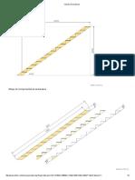 Cálculo de Escaleras Aceptable