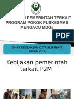 Kebijakan Pemerintah Terkait p2m