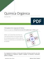 Química Orgánica PDF