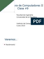 Slides Clase09 Rendimiento