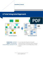 CCC White Paper a Total Integrated Approach 2012