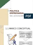 Politica Empresarial Expo