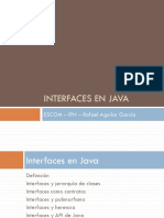 Interfaces en Java