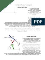 Centrifuga y Centripeta, Estatica, Facultad de Ingenieria, UNAM