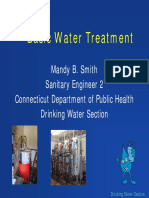 Water Treatment Basics