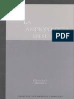 La Antropología en Su Lugar [INAH] 2004