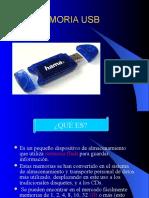 USO DE USB