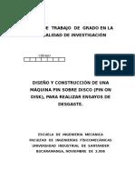 Pin Disk Rey Villar