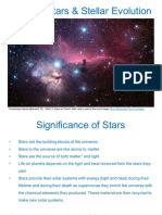 The Stars and Our Sun - Lecture Presentation