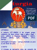 LITUnnnnnRGIA 1 Ministros de Eucaristia